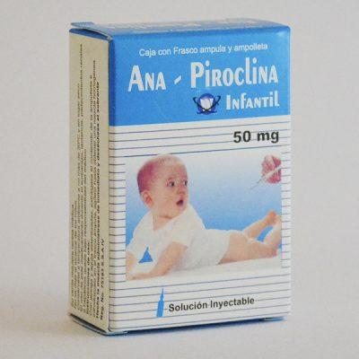 Ana-Piroclina Infantil