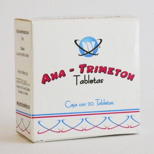 Ana-Trimeton Tabletas