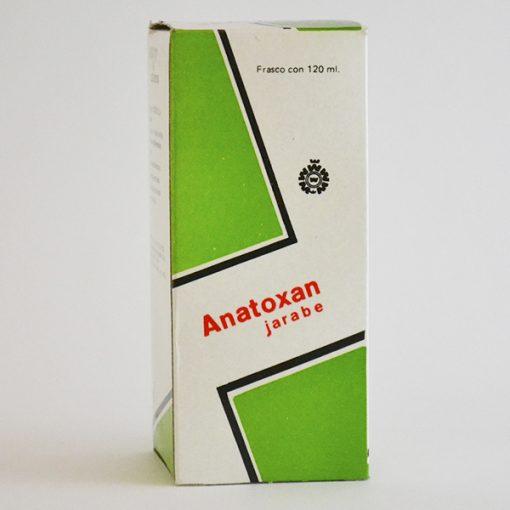 Anatoxan Jarabe 120ml