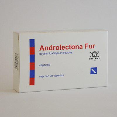 Androlectona Fur Capsulas