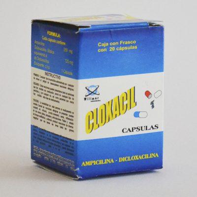 Cloxacil Capsulas