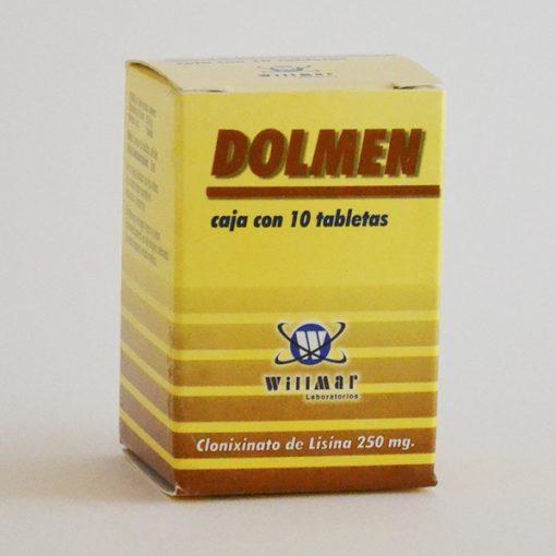 Dolmen Tabletas 250mg