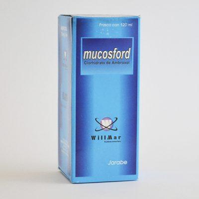 Mucosford Jarabe 120ml