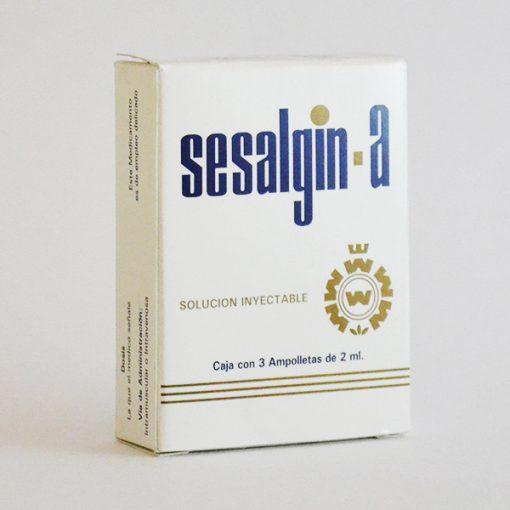 Sensalgin-a Inyectable
