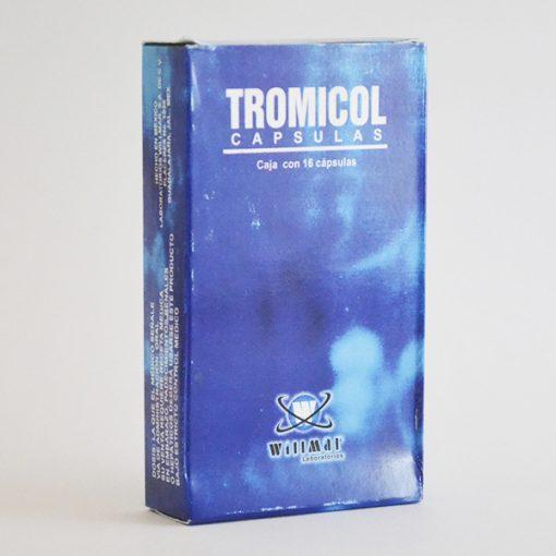 Tromicol Capsulas