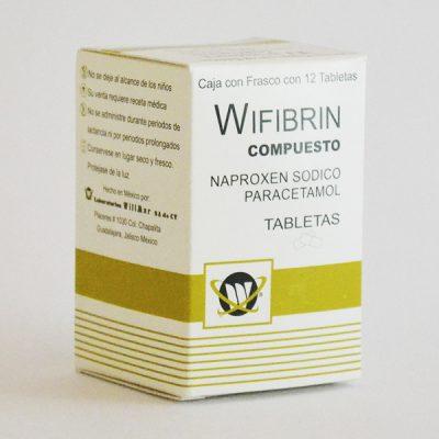 Wifibrin compuesto Tabletas