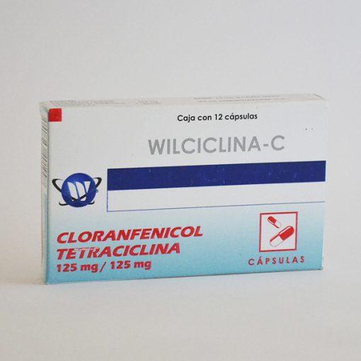 Wilciclina-C capsulas