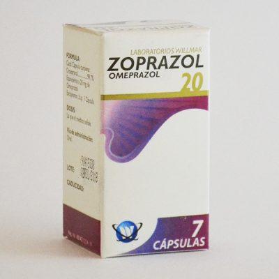 Zoprasol 20 capsulas